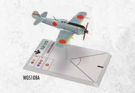 Wings Of Glory WWII Series III Miniatures: Nakajima Ki-84 Hayate (Fujimoto)