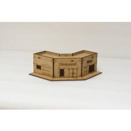 Bandua Accessories: 15mm Corner Building