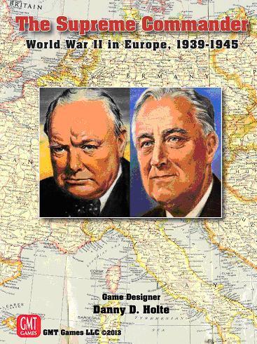 The Supreme Commander: World War II in Europe, 1939-1945
