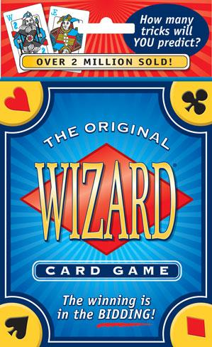 Wizard Card Game Standard Edition