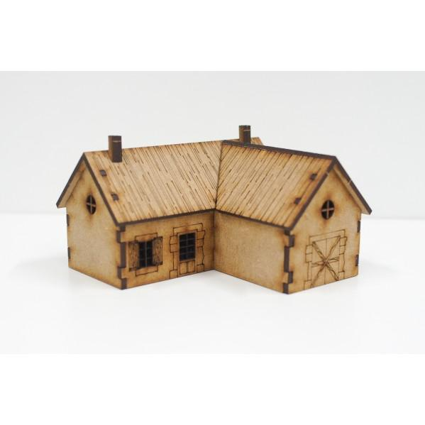 Bandua Accessories: 15mm L Shaped Farm