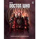 Doctor Who RPG: The Gamemaster's Companion