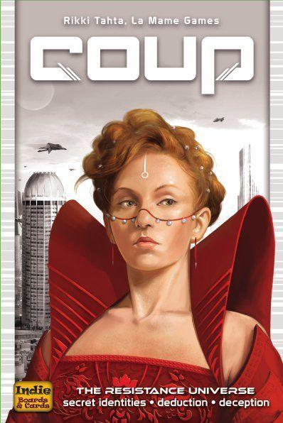 Coup: Core Game (TableTop Reviewed)