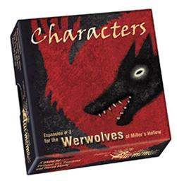 Werewolves of Millers Hollow: Characters Expansion