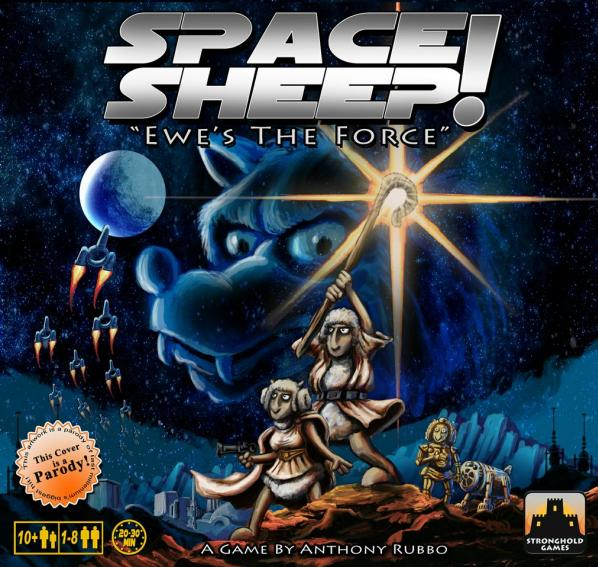 Space Sheep!: Ewes the Force