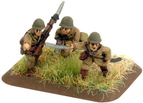 Flames of War: Hohei Platoon