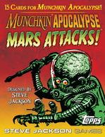 Munchkin Apocalypse: Mars Attacks! (Booster Pack)