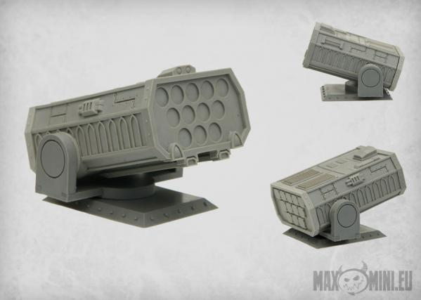 Conversion Bitz: Missile Turret