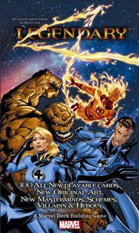 Marvel Legendary: Fantastic Four [REPRINT]