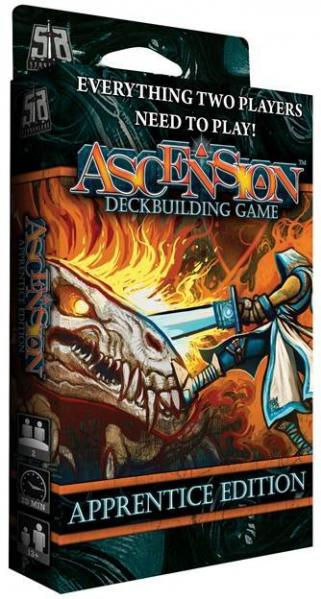 Ascension: Apprentice Edition - Two player Deckbuilding Game