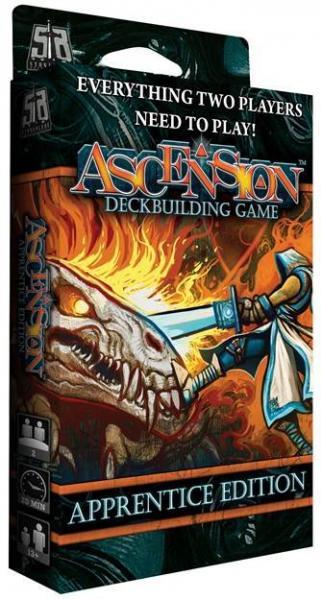 Ascension: Apprentice Edition - Two player Deckbuilding Game