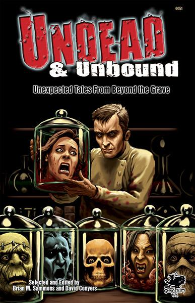 Undead and Unbound: Unexpected Tales from Beyond the Grave