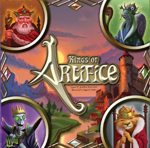 Kings Of Artifice: Control The Realm!