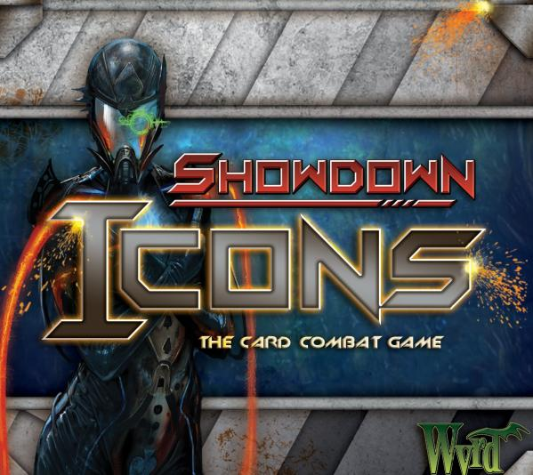 Showdown Icons: The Card Combat Game