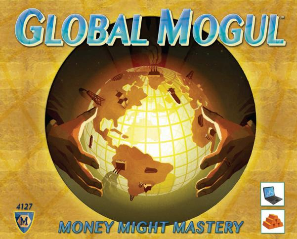Global Mogul: Money, Might, Mastery