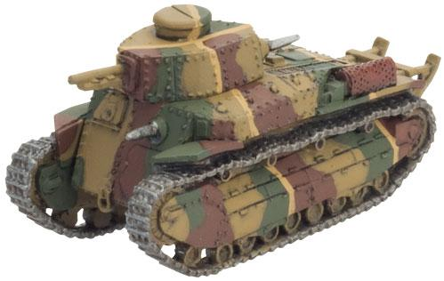 Flames of War: Type 94 TK