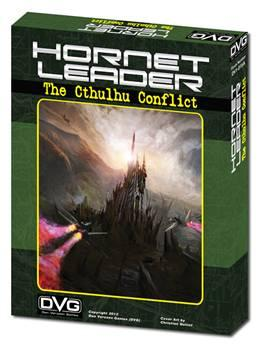 Hornet Leader: The Cthulhu Conflict (Expansion)