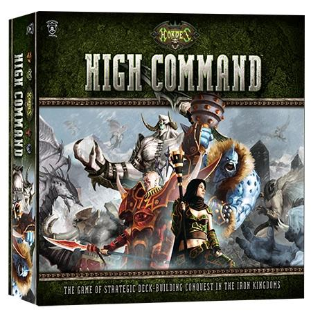 Hordes: High Command - Deck Building Game