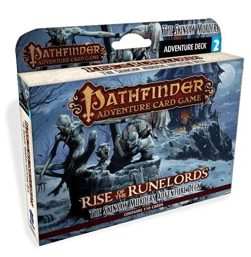 Pathfinder Adventure Card Game: The Skinsaw Murders (PACG)