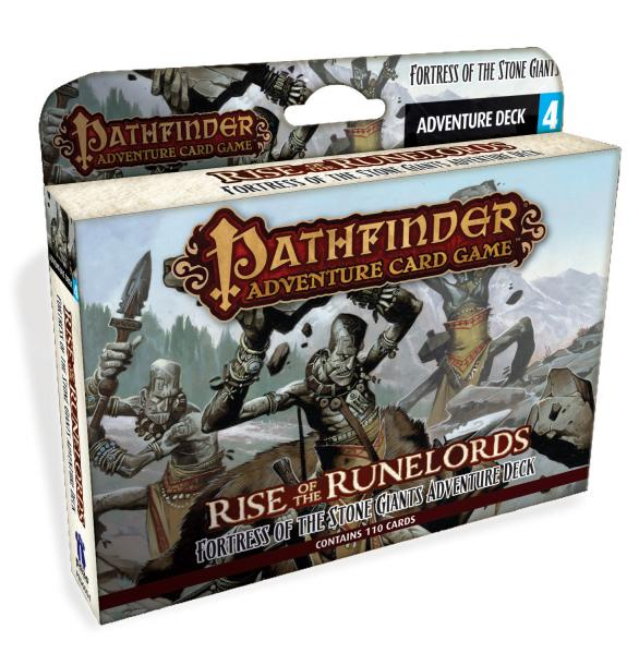Pathfinder Adventure Card Game: Fortress of the Stone Giants (PACG)