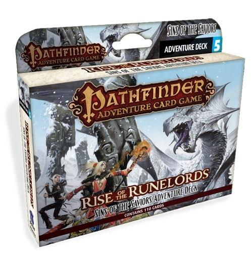 Pathfinder Adventure Card Game: Sins of the Saviors (PACG)