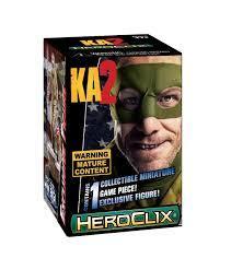 Kick-Ass 2 HeroClix: Single Blind Figure (1)