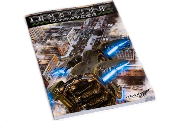 Dropzone Commander: Core Rulebook 1.1
