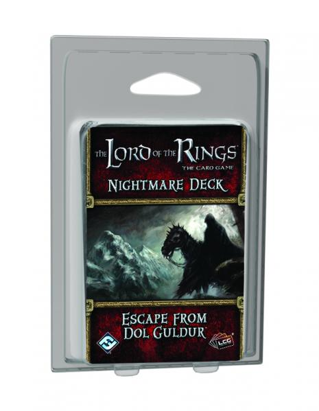 Lord of the Rings LCG: Escape from Dol Goldur Nightmare Deck
