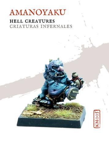 Kensei: (Hell Creatures) Amanoyaku