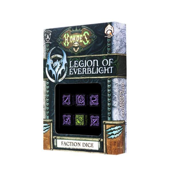 Q-Workshop: Hordes Legion of Everblight Dice