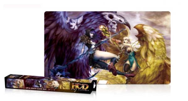Gaming Accessories: Life and Death Game Mat
