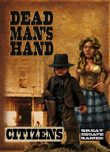 Dead Man's Hand: Armed Citizens (8)