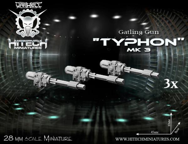 Gatling Gun TYPHON Mk3 (3)