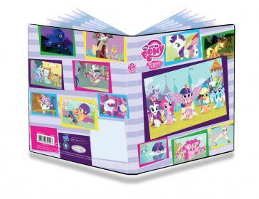 My Little Pony CCG: Easy Trade 4-Pkt Portfolio