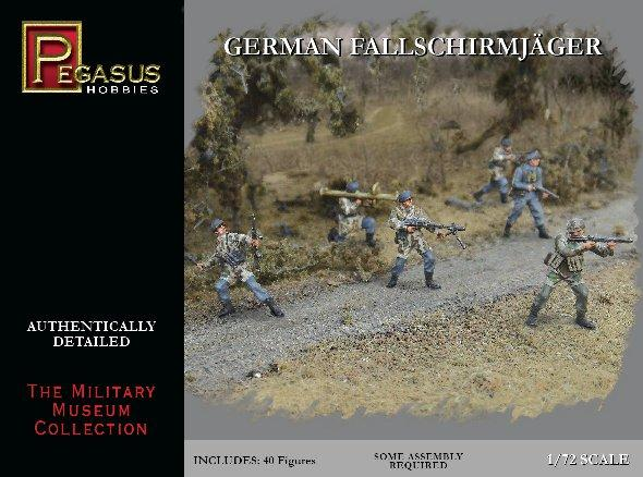 20mm WWII: German Fallschirmj�ger