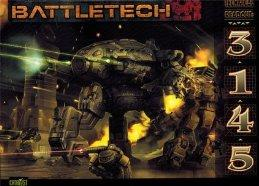 Classic BattleTech:Technical Readout 3145