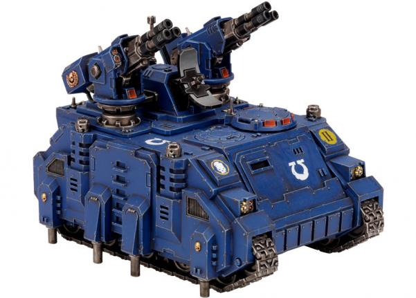 Warhammer 40K: Space Marine Stalker