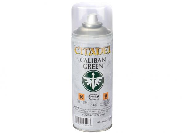 Citadel Spray Primer: Caliban Green