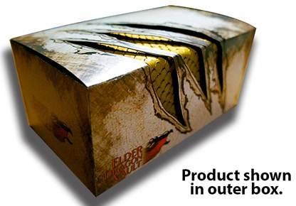 Legion: Gold Elder Dragon Vault Deck Box