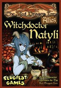 Red Dragon Inn Expansion: Allies - Witchdoctor Natyli