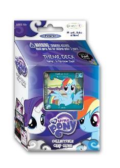 My Little Pony CCG: Theme Deck [MLP]