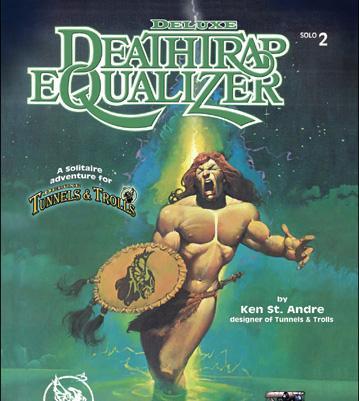 Deathtrap Equalizer Dungeon (Solitaire Adventure)