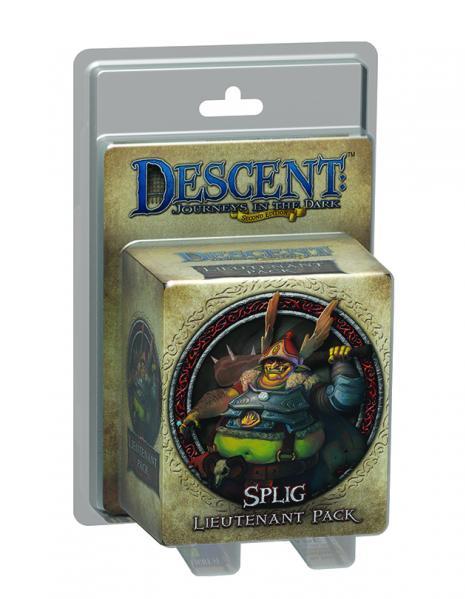 Descent: Splig Lieutenant Pack