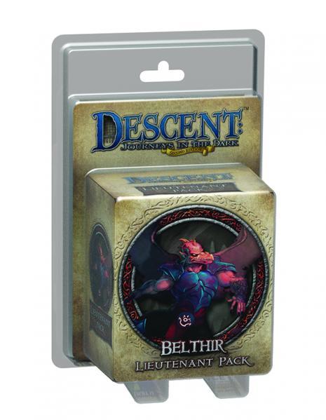 Descent: Belthir Lieutenant Pack