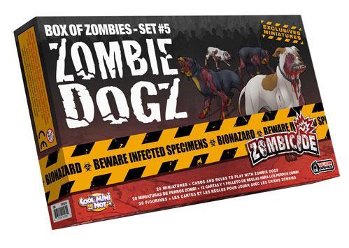 Zombicide: Zombie Dogs (Dogz)