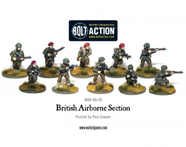 (British) Airborne Section