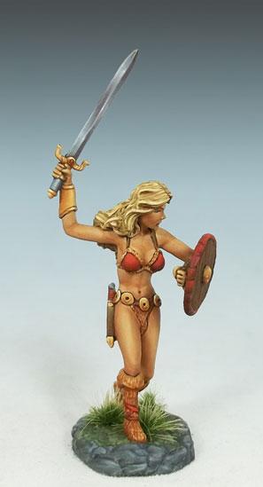 Elmore Masterworks: Female Amazon Warrior