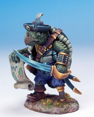 Critter Kingdoms: Sea Turtle Pirate