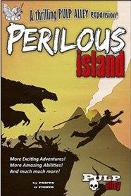Pulp Alley Expansion: Perilous Island