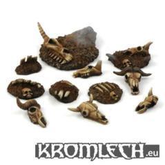 Kromlech Conversion Bitz: Animal Skulls & Bones (11)